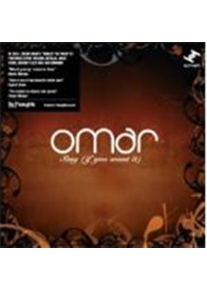 Omar - Sing (If You Want To) (Music CD)