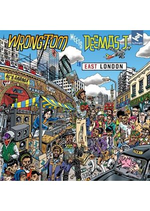 Deemus J - Wrong Tom Meets Deemus J (Music CD)