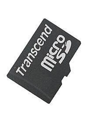 Transcend - Flash Memory Card ( SD Adapter Included ) - 1 GB - MicroSD