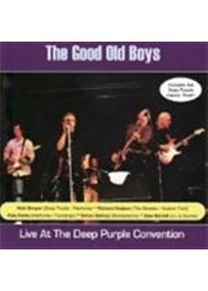 Good Old Boys - Live At The Deep Purple Convention (Music CD)