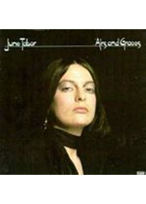 June Tabor - Airs & Graces (Music CD)