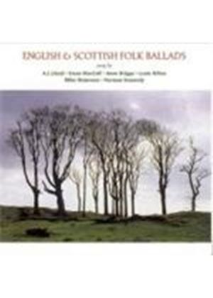Various Artists - English And Scottish Folk Ballads (Music CD)