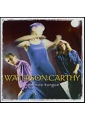 Waterson/Carthy - Common Tongue (Music CD)