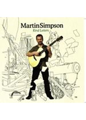 Martin Simpson - Kind Letters (Music CD)