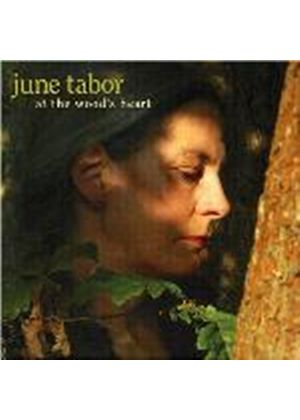 June Tabor - At the Woods Heart (Music CD)