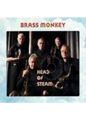 Brass Monkey - Head Of Steam (Music CD)