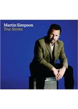 Martin Simpson - True Stories (Music CD)
