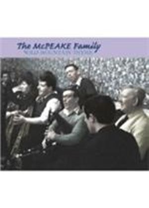 McPeake Family - World Mountain Time (Music CD)