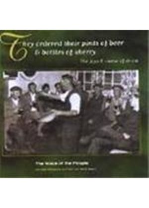 Various Artists - They Ordered Their Pints Of Beer