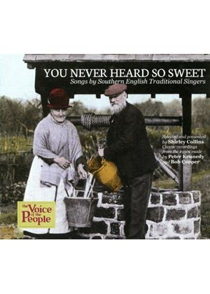Various Artists - You Never Heard So Sweet (Music CD)
