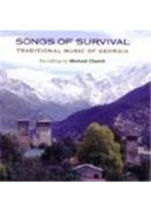 Various Artists - Georgia - Songs Of Survival (Traditional Music Of Georgia)