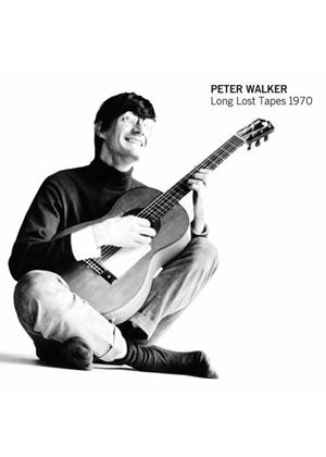 Peter Walker - Long Lost Tapes 1970 (Music CD)