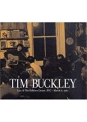 Tim Buckley - Live At The Folklore Center NYC (March 6th 1967) (Music CD)