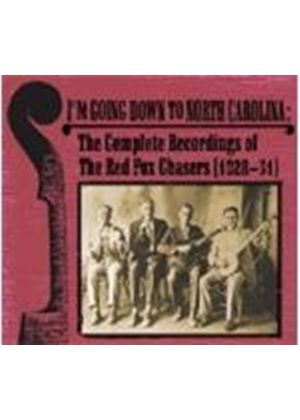 Red Fox Chasers - I'm Going Down To North Carolina (Music CD)