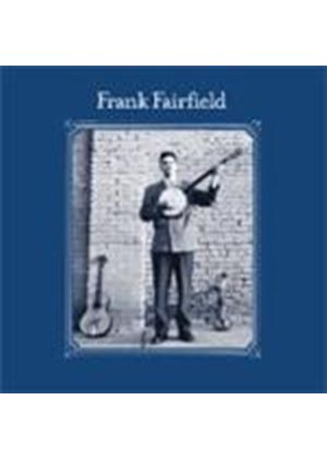 Frank Fairfield - Frank Fairfield (Music CD)