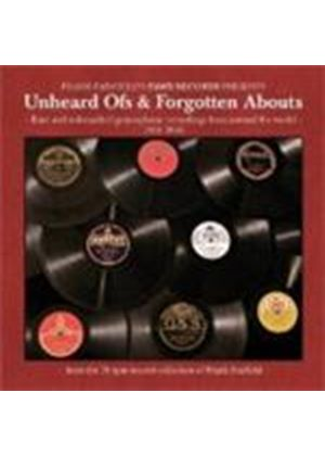 Various Artists - Unheard Ofs And Forgotten Abouts (Music CD)