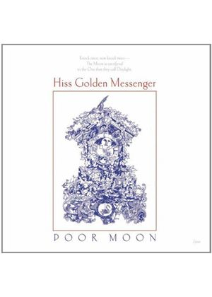 Hiss Golden Messenger - Poor Moon (Music CD)