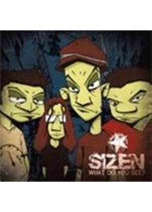 Sizen - What Do You See (Music CD)