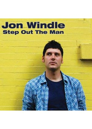 Jon Windle - Step Out The Man (Music CD)