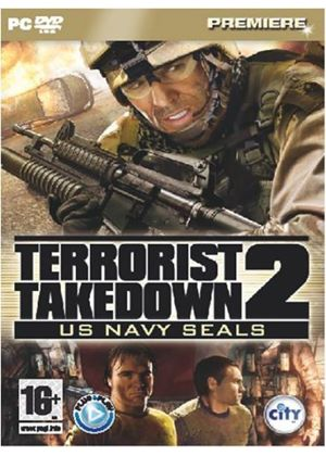 Terrorist Takedown 2: U.S. Navy SEALs (PC DVD)
