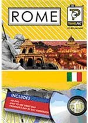 Travel-pac Guide To Rome