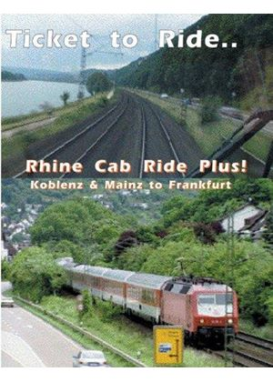 Ticket To Ride - Koblenz And Mainz To Frankfurt