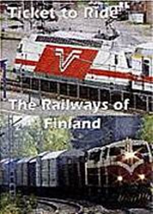 Ticket To Ride - Railways of Finland