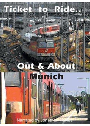 Ticket To Ride - Out And About Munich