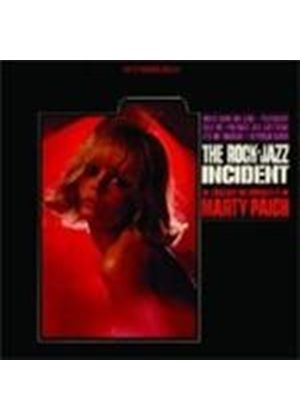 Marty Paich - Rock-Jazz Incident (Music CD)