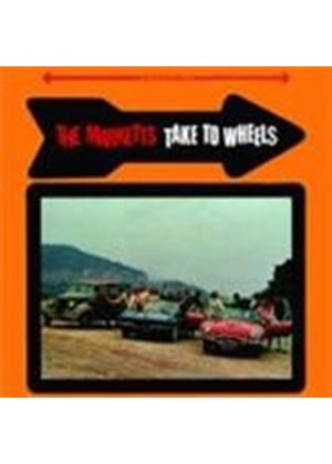 Marketts (The) - Take To Wheels (Music CD)