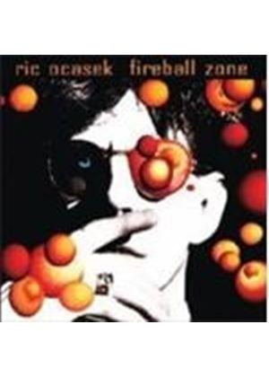 Ric Ocasek - Fireball Zone (Music CD)