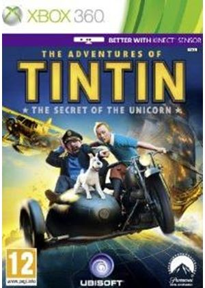 The Adventures Of Tintin: The Secret Of The Unicorn (Kinect Compatible) (Xbox 360)