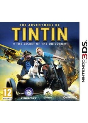 The Adventures of Tintin - The Secret of the Unicorn (Nintendo 3DS)