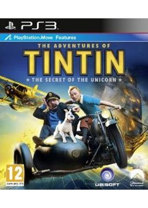The Adventures Of Tintin: The Secret Of The Unicorn (Move Compatible) (PS3)
