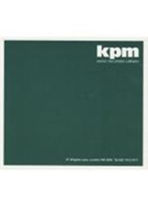 KPM1000 - Big Beat Vol. 1 (Music CD)