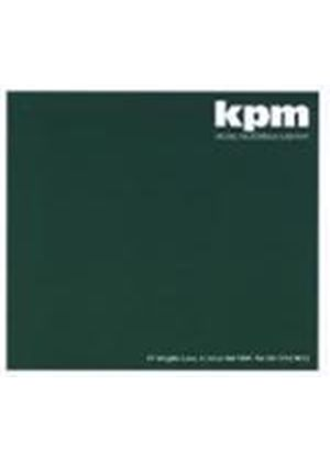 KPM1000 - Afro Rock (Music CD)
