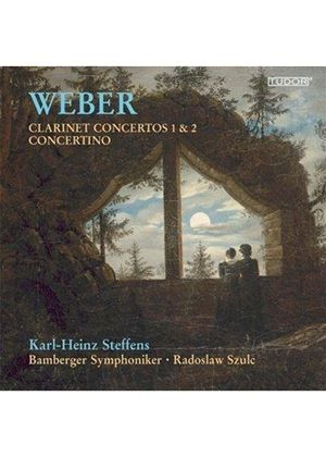 Weber: Clarinet Concertos 1 & 2; Concertino [SACD] (Music CD)