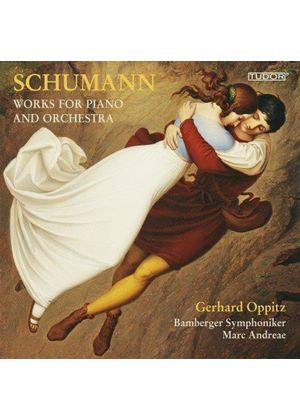 Schumann: Works for Piano and Orchestra [SACD] (Music CD)