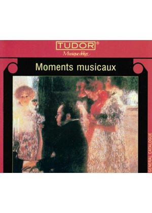 Various Artists - MOMENTS MUSICAUX SAMPLER