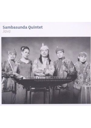 SambaSunda Quintet - Java (Music CD)