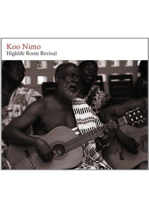 Koo Nimo - Highlife Roots Revival (Music CD)