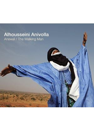 Alhousseini Mohamed Anivolla - Anewal / The Walking Man (Music CD)