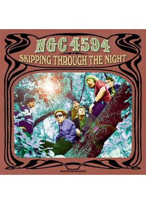 NGC 4594 - Skipping Through The Night (Music CD)
