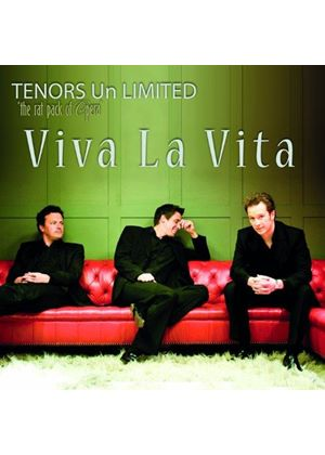 Tenors un Limited - Viva La Vita (Music CD)