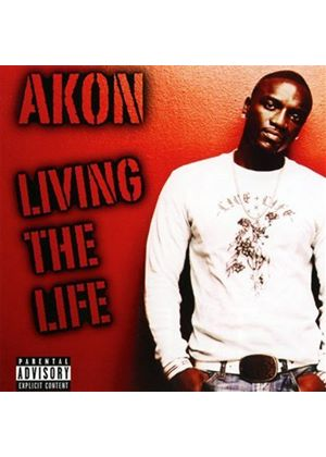 Akon - Living The Life (Music CD)