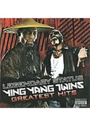 Ying Yang Twins - Greatest Hits - Legendary Staus (Music CD)