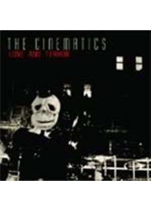 Cinematics (The) - Love And Terror (Music CD)
