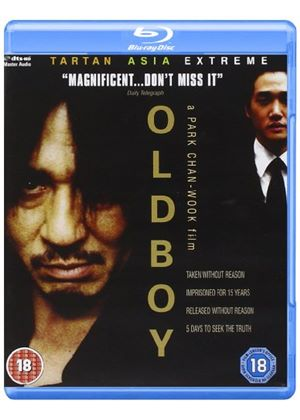 Old Boy (Blu-Ray)