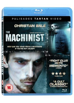 Machinist (Blu-Ray)