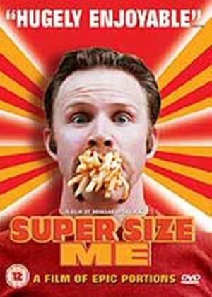 Super Size Me (Wide Screen) (Supersize Me)